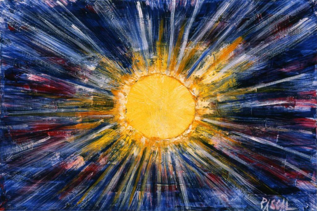 Le Bonheur dans le Soleil de Pascal