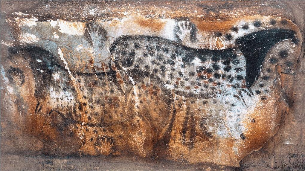 Mains et Chevaux Les Grottes de Lascaux